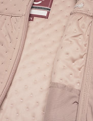 Mikk-Line - Soft Thermo Recycled Girl Jacket - termojakke - adobe rose - 7