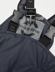Mikk-Line - PU Rain Set w. Susp/110 - ensembles - blue nights - 8