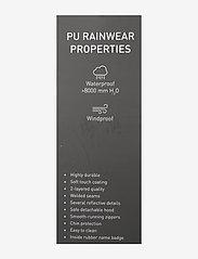 Mikk-Line - PU Rain Set w. Susp/98 - covert green - 6