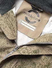 Mikk-Line - PU Rain Set w. Susp/98 - covert green - 7