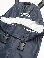 Mikk-Line - PU Rain Set Recycled W SUSP - sets & suits - blue nights - 9