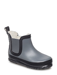 Short wellies - 150 DARK GREY
