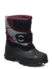 Winter Boots - BLACK OLIVE