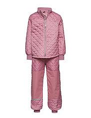 THERMO set - no fleece - 518 POLIGNAC ROSE