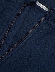 Mikk-Line - WOOL jacket - uldtøj - 287/bluenights - 3