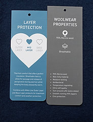 Mikk-Line - WOOL jacket - uldtøj - 287/bluenights - 4