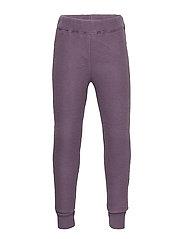 WOOL pants - FLINT
