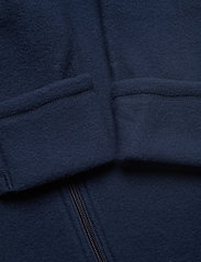 Mikk-Line - Wool Baby Suit - basislag - blue nights - 3