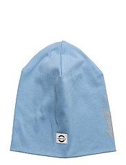 COTTON hat - reflex print - 209 PARISIAN BLUE