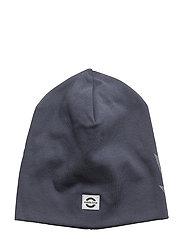 COTTON hat - reflex print - 287 BLUE NIGHTS