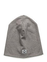 COTTON hat - Solid - 135/LIGHT GREY MELANGE