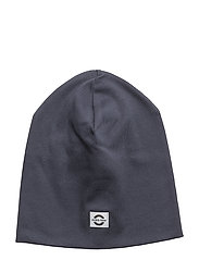COTTON hat - Solid - 287 BLUE NIGHTS