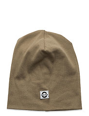 Cotton Hat - Solid - COVERT GREEN