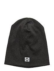 Cotton Hat - Solid - DARK GREY MELANGE