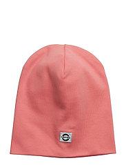 COTTON hat - Solid - TEA ROSE