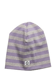 Striped hat cotton - 709 DAY BREAK PURPLE