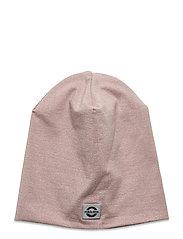 Cotton Lurex Hat - ADOBE ROSE
