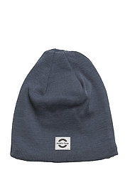 WOOL hat - Solid - CHINA BLUE