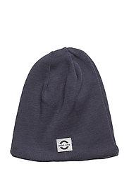 WOOL hat - Solid - CROWN BLUE