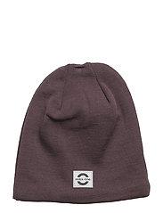 WOOL hat - Solid - FLINT