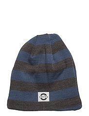 WOOL hat - DARK BLUE