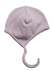 COTTON Baby helmet - DUSTY QUAIL