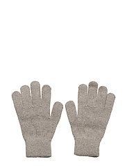 Magic gloves - Knit - 155/GRAPHITEGREY