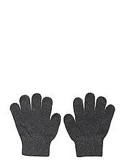 Magic gloves - Knit - ANTRAZITE
