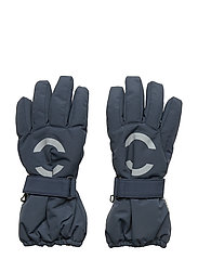 NYLON Junior gloves - BLUE NIGHTS