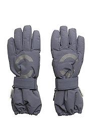 NYLON Junior gloves - CHINA BLUE