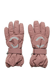NYLON Junior gloves - ROSE TAUPE
