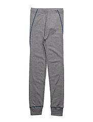 WOOL pants - 221/LIGHTTURQUOISE