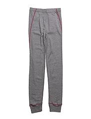 WOOL pants - 548/RASPBERRYWINE