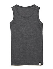 WOOL Top Boys - LANCASTER GREY MEL