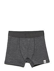 WOOL Shorts Boys - LANCASTER GREY MEL