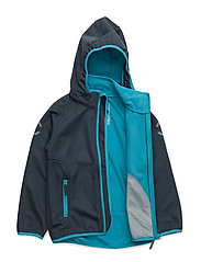 Softshell boy jacket