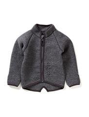 Fleece jacket baby wool