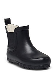 Infant wellies - BLACK