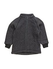 Junior Wool Jacket - 916/Melangegrey