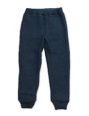 Wool pants - MELANGE TAHITI