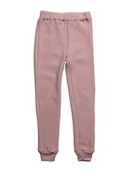 Wool pants - 509/WildRose