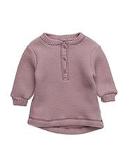 Wool Pullover - 509/WildRose