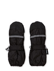 THINSULATE mittens - BLACK