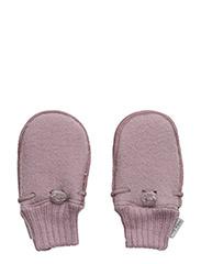 Wool mittens - 509/WildRose