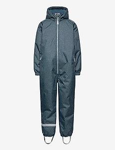 COMFORT suit - regntøj - blue denim