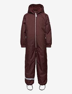 COMFORT suit - regntøj - fudge