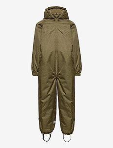COMFORT suit - regnkläder - military olive
