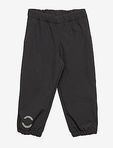 Soft Shell Pant - underdeler - black