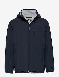 SOFTSHELL Boys Jacket - softshell jacket - blue nights