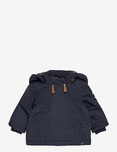NYLON Baby jacket - Solid - boblejakker og fôrede jakker - blue nights